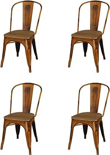 GIA High Back Armless Chair