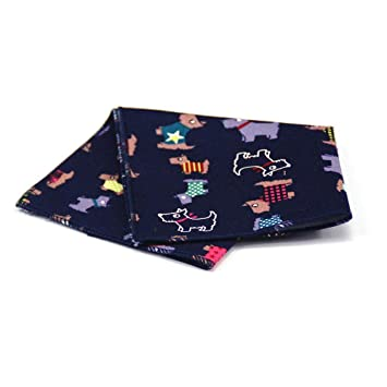 Skyyao Tasche Einstecktuch Herren Baumwolle Handtuch Hanf nP0wN8OXkZ