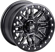 4/110 Tusk Nebo Beadlock rueda 14 x 7 5.0 + 2.0 mecanizado ...
