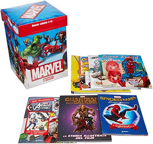 Avengers. Cubotti