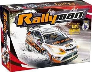 Asmodee - Rally man [importado]