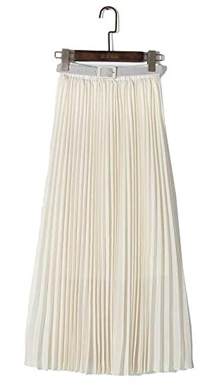 Faldas Maxi De para Gasa Mujer Falda Maxi Elegante Falda Especial ...