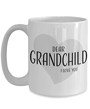 Amazon.com: Gifts for Grandchild - Gifts for Grandchildren - Happy ...
