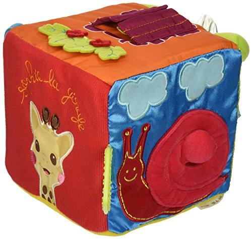 Vulli 230748 Sensitive Cube Toy