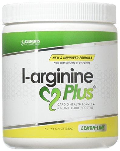 L Arginine Plus Lemon Lime Cholesterol product image