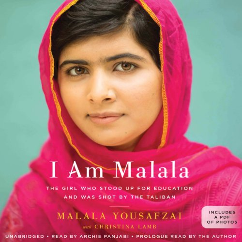 I Am Malala: How One Girl Stood Up for Education and Changed the World cover