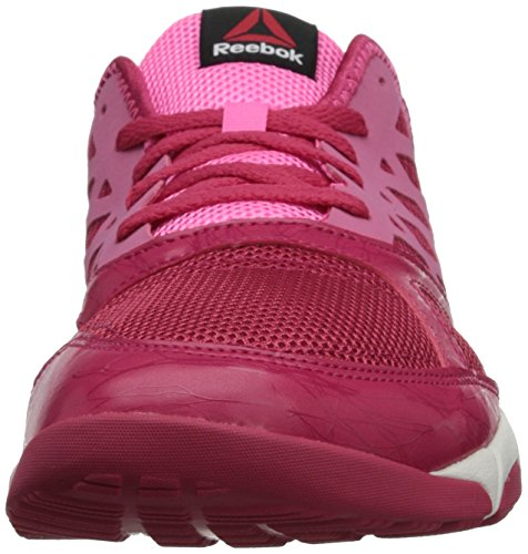 Reebok Womens One Trainer 2.0 Scarpe Da Allenamento Magenta Pop / Electro Pink / Ghiaia / Gesso