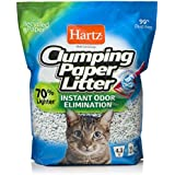 Hartz Multi-Cat Lightweight Recycled Clumping Paper Cat Litter,  4.3 lbs (Equal to 16 lbs Traditional Clay Litter)