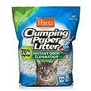 HARTZ Multi-Cat Lightweight Recycled Clumping Paper Cat Litter - 4.3lb