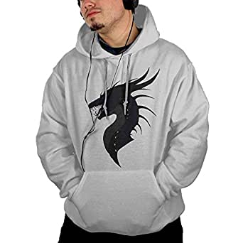 Amazon.com: Evil Pugs Pullover Hooded With For Men