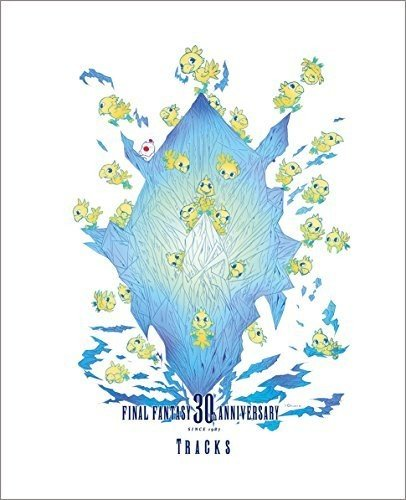 Blu-ray Audio : Game Music - Final Fantasy 30th Anniversary Tracks 1987-2017 (Japan - Import, 2PC)