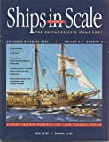 img - for Ships in Scale: Ups and down of scratch builder; restoration of