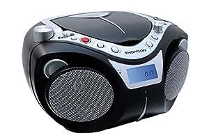 Thomson RCD203U - Radio cassette y CD portátil