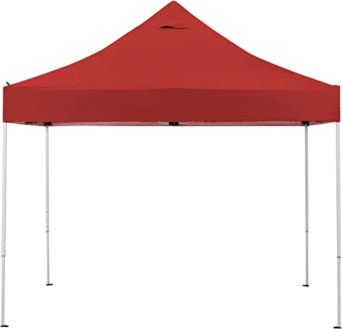 Green Garden 10'x10' Commercial Pop Up Outdoor Gazebo Canopy Tent 3 Adjustable Heights