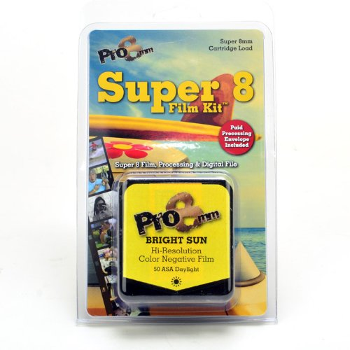 super 8mm film - 8