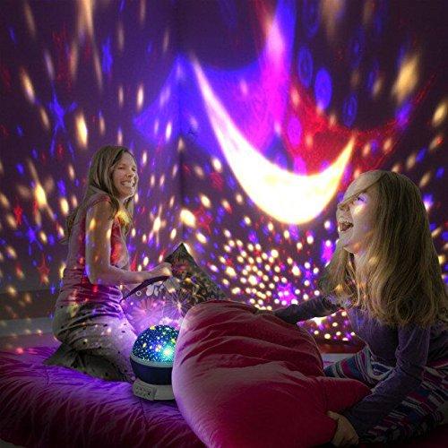led night lighting lamp elecstars light up your bedroom