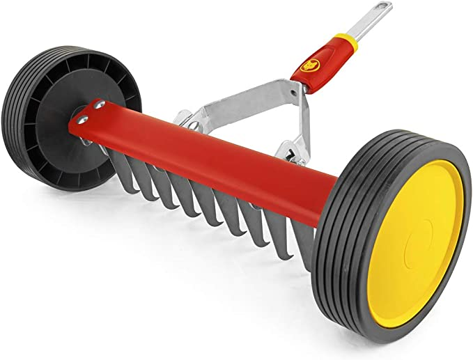 WOLF-Garten URM3 - Fantastic Manual lawn Raker