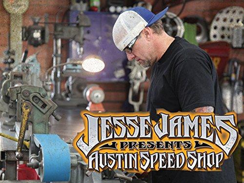 Jesse James Austin Speed Shop  Episode 2  Fenders