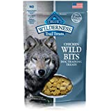 Blue Buffalo Grain Free Dog Training Treats Trail Treats Wild Bits Chicken 4Oz