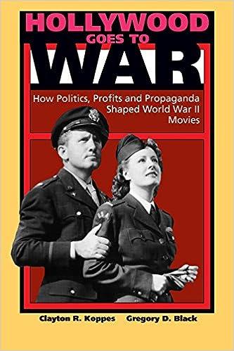 amazon com hollywood goes to war how politics profits and