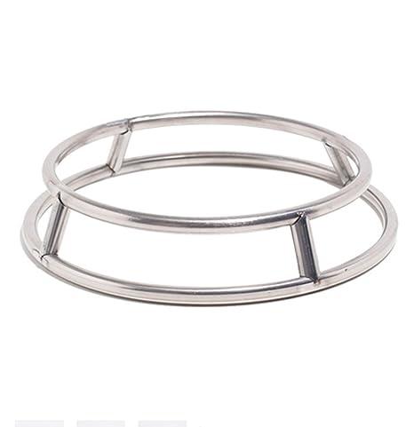 Amazon.com: Wok Anillo/anillo de utensilios de cocina de Wok ...