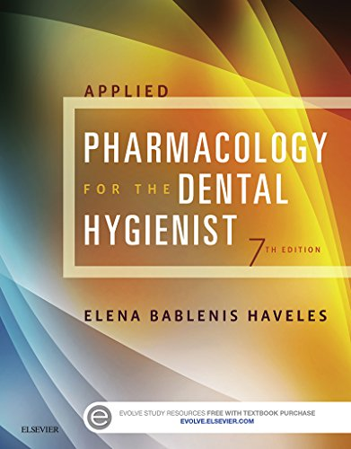 Download Applied Pharmacology for the Dental Hygienist Pdf