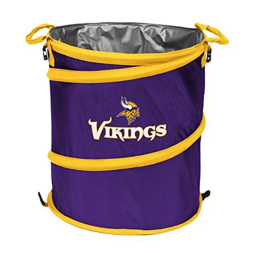 NFL Minnesota Vikings 3-in-1 Cooler (Minnesota Vikings Tailgate)