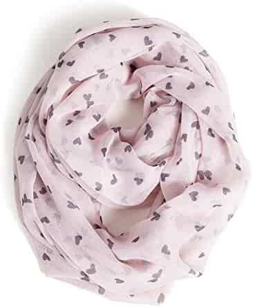d1a93e661bb Kids Infinity Scarf Lightweight Toddler Girls Loop Scarves for Women Boys  by A Sund