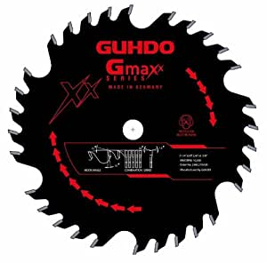 DCT (Special Projects) 2400.725A30 7-1/4 -Inch 30 Teeth Carbide Tipped Glue Line General Purpose Circular Saw Blade