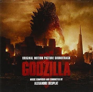 Image result for godzilla 2014 soundtrack amazon