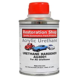 Restoration Shop Urethane Hardener Catalyst - Half Pint Can