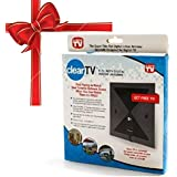 Clear TV HD Digital Antenna No More Cable Bills As Seen on TV for Camping & Home