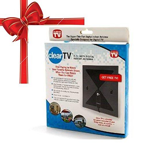 TV Digital Antenna As Seen