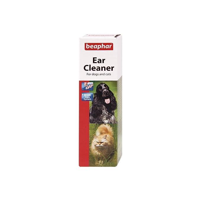 Beaphar Limpiador de Oídos Perro y Gato: Amazon.es: Productos para ...
