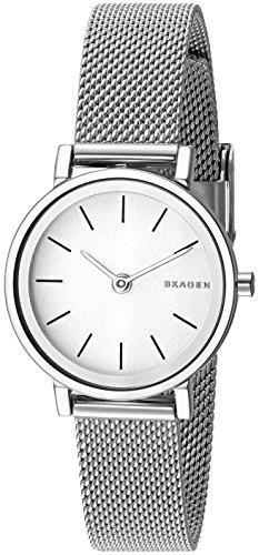 Skagen Women's SKW2441 Hald Stainless Steel Mesh Watch (Skagen Stainless Steel Watch compare prices)
