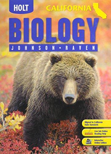 Biology: California (Holt Biology)
