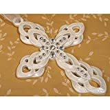 Blessed Events Elegant Hanging Cross Keepsake - 84 Pieces