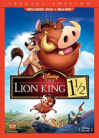 THE LION KING Movie PHOTO Print POSTER Textless Film Art Comedy Family Cartoon 5