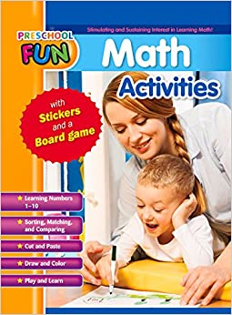 Book Preschool Fun - Math Activities