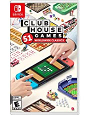 Clubhouse Games: 51 Worldwide Classics - Standard Edition