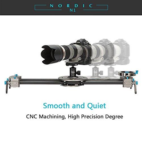 Selens Nordic N1 80cm Carbon Fiber Rail Camera Track