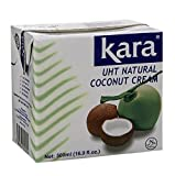 Kara UHT Coconut Cream (16.9 Oz. X 4)