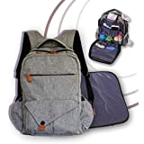 Stylish Large Diaper Bag Backpack - Ultimate Multifunction...