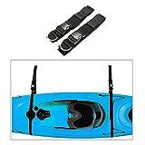 Docooler Kayak Wall Storage Strap Rack Boat Hanger Boat Keeper Garage Hanger