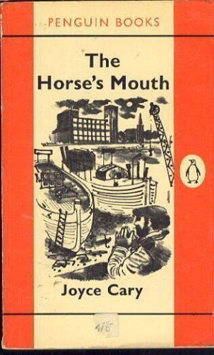 0060800461 - Joyce Cary: The Horse's Mouth - Buch