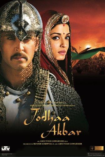 Poster of Jodhaa Akbar 2008 720p Hindi BluRay Full Movie Download HD