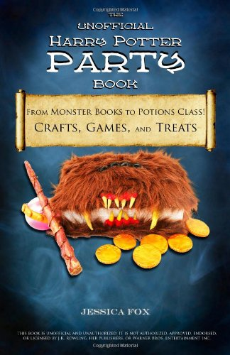 The Unofficial Harry Potter Party Book – HPB