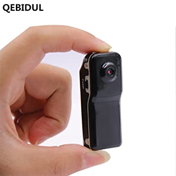 Amazon.com   QEBIDUL MD80 Mini DV DVR Camera Camcorder Video ... f2e3db760ef