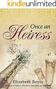 Once an Heiress (Crimson Romance Book 2)