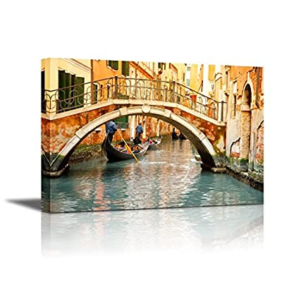 Gorgeous Expert Craftsmanship, Beautiful Landscape of Venice, Made For You